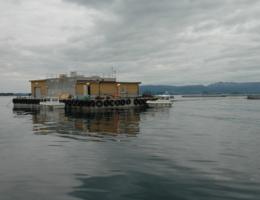 Lokaliteten Ilholmane hos Rogaland Fjordbruk AS