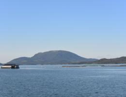 Sunnhordland Fjordbruk AS lokalitet Ebne